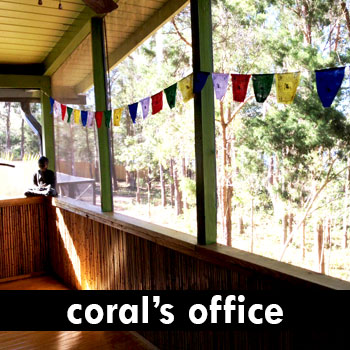 Coral's Office